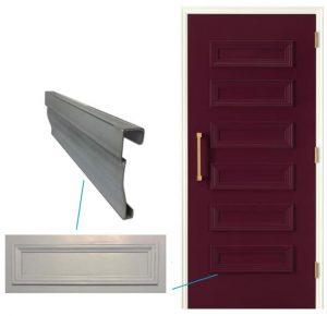 decorative frame profiles